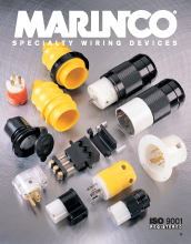 Marinco Specialty Wiring Device catalog