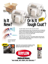 krylon industrial paints copywriting